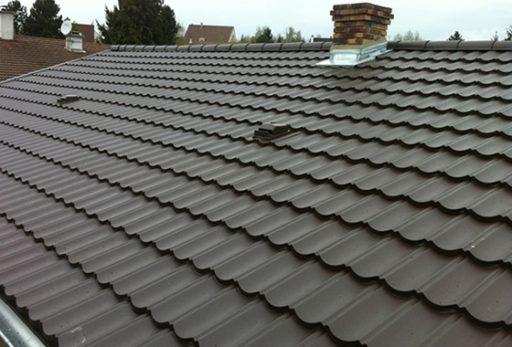 toitures en matériaux composites