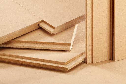 Isolation en panneaux de fibres de bois rigide