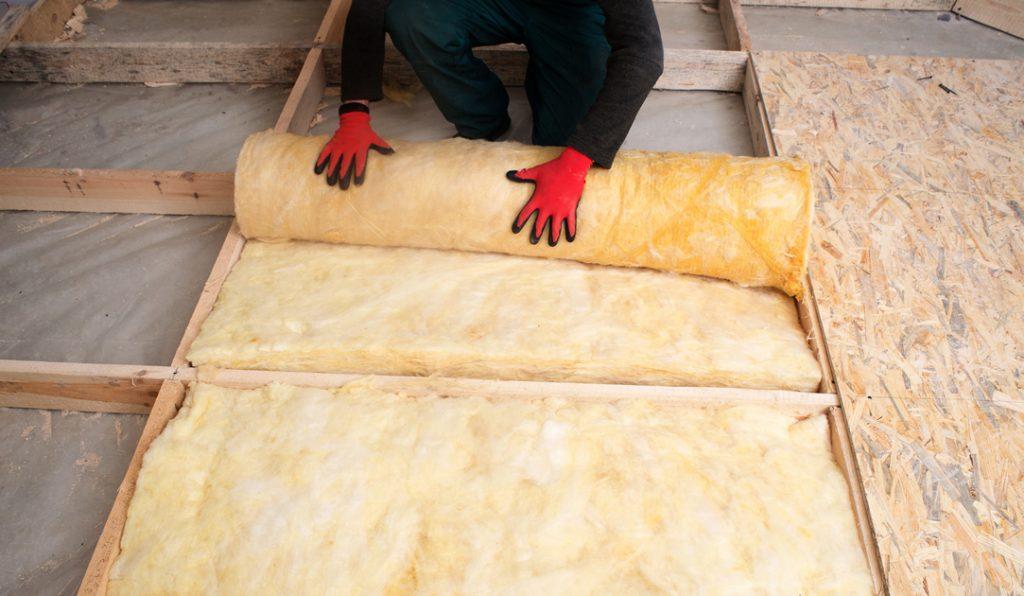 Isolation thermique du plancher