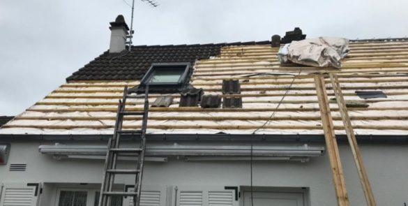 changement toiture hardvillier