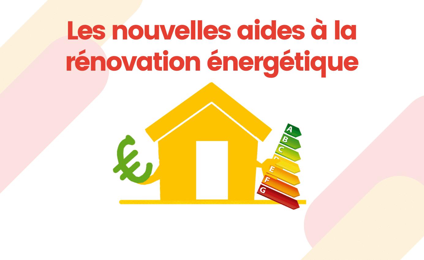 aides à la Rénovation énergétique
