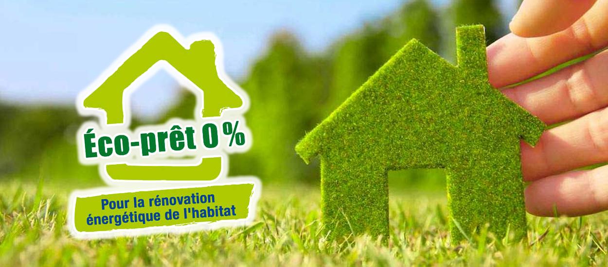 L'éco prêt à taux zéro (Eco-PTZ)