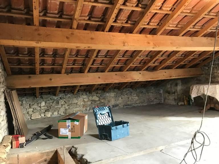 isolation sous toiture entre chevrons